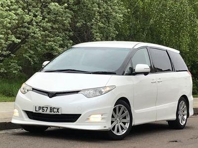 Toyota Estima MPV 2.4 VVT-I AERAS 8 SEATER AUTO