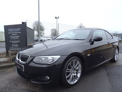 BMW 3 Series Coupe 3.0 330d M Sport 2dr