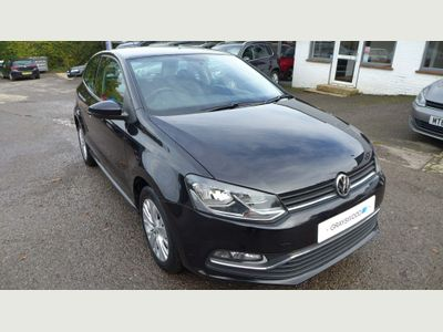 Volkswagen Polo Hatchback 1.2 TSI BlueMotion Tech SE (s/s) 3dr