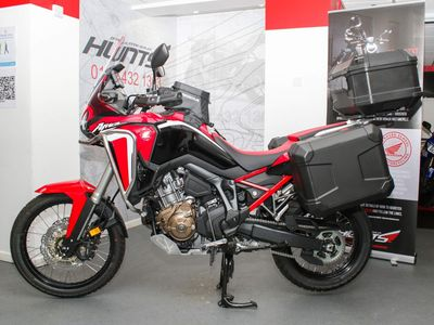 Honda CRF1100L Africa Twin Adventure 1100 Africa Twin ABS Plus