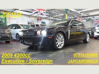 Jaguar XJ Saloon XJ 4.2 V8 XJ8 Executive / Sovereign