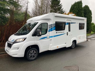 Elddis Autoquest 155 Coach Built AVANTGARDE DELIVERY POSSIBLE VAT Q