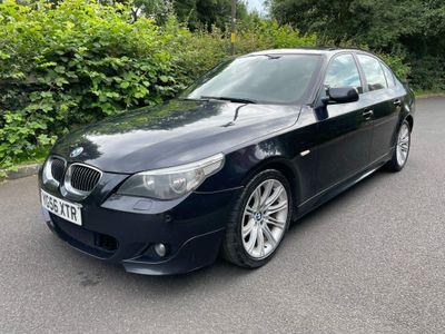 BMW 5 Series Saloon 2.5 525i M Sport 4dr