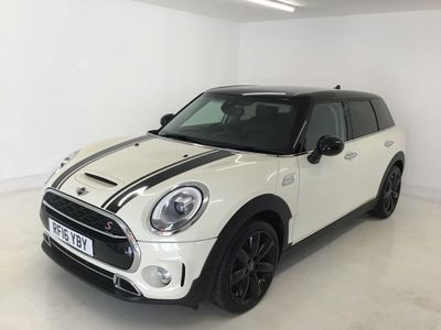 MINI Clubman Estate 2.0 Cooper S (s/s) 6dr