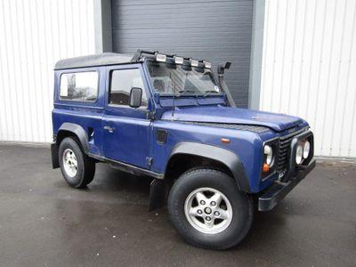 Land Rover Defender 90 Panel Van 2.5 TDi Hard Top 3dr