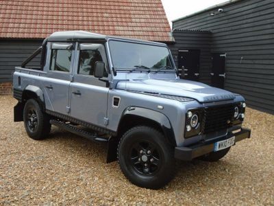 LAND ROVER DEFENDER 110 Pickup 2.4 TDi County Double Cab Pickup 4dr