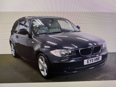 BMW 1 Series Hatchback 2.0 116d Sport 3dr