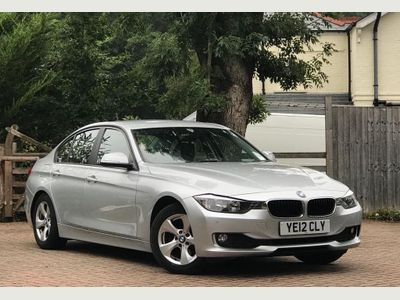 BMW 3 Series Saloon 2.0 320d EfficientDynamics BluePerformance 4dr