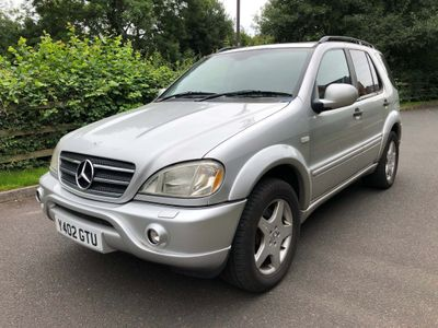 Mercedes-Benz AMG SUV 5.4 ML55 AMG 5dr
