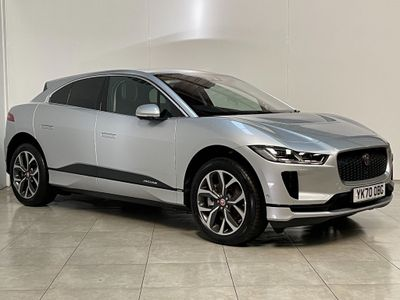 Jaguar I-PACE SUV 90kWh HSE Auto 4WD 5dr