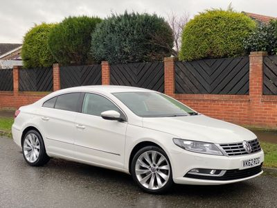 Volkswagen CC Saloon 2.0 TDI BlueMotion Tech GT 4dr