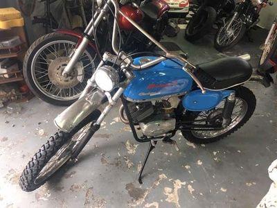 Malaguti Crosser Moped 50 EL