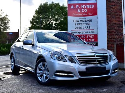 Mercedes-Benz E Class Saloon 2.1 E300dh BlueTEC Auto (s/s) 4dr (16in wheels)