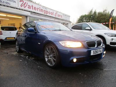 BMW 3 Series Saloon 2.0 318d Sport Plus Edition 4dr