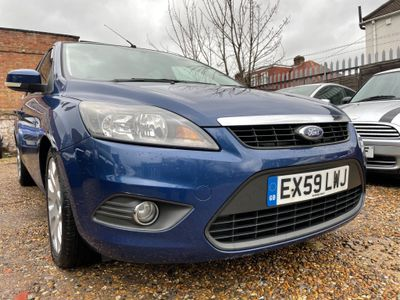 Ford Focus Hatchback 1.6 Zetec 5dr