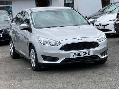 Ford Focus Hatchback 1.6 Style Powershift 5dr
