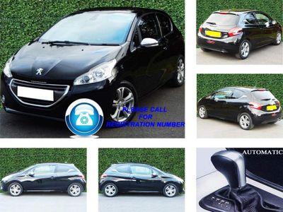 Peugeot 208 Hatchback 1.2 e-VTi Allure EGC (s/s) 3dr