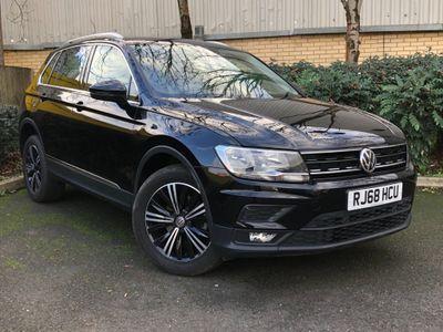 Volkswagen Tiguan SUV 2.0 TDI SE Navigation DSG 4Motion (s/s) 5dr