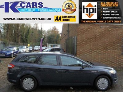 Ford Mondeo Estate 1.6 TD ECO Edge (s/s) 5dr