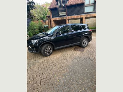 Toyota RAV4 SUV 2.5 VVT-h Business Edition Plus CVT (s/s) 5dr (Safety Sense, Nav)