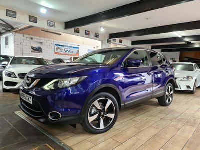 Nissan Qashqai SUV 1.5 dCi n-tec 5dr