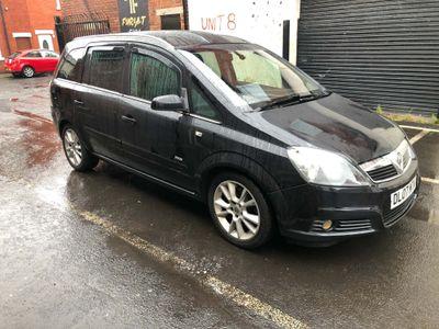 Vauxhall Zafira MPV 1.9 CDTi 16v Design 5dr