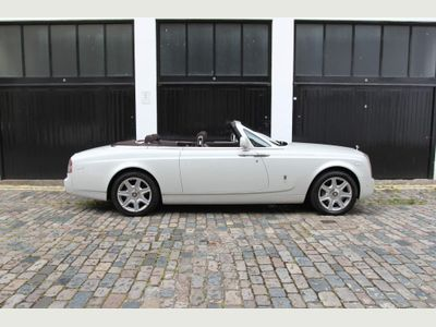 Rolls-Royce Phantom Convertible 6.7 Drophead Coupe 2dr