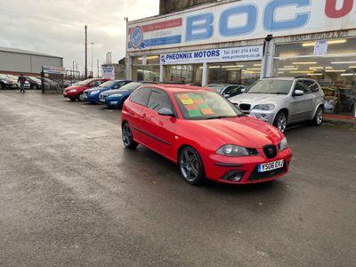 SEAT Ibiza Hatchback 1.9 TDI FR 3dr