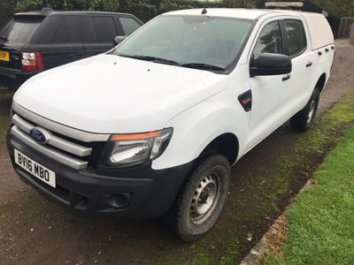 FORD RANGER Pickup 2.2 TDCi XL Super Cab Pickup 4x4 2dr (EU5)
