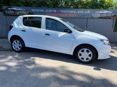 Dacia Sandero Hatchback 1.5 dCi Ambiance 5dr