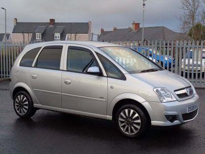 Vauxhall Meriva MPV 1.6 i 16v Club 5dr