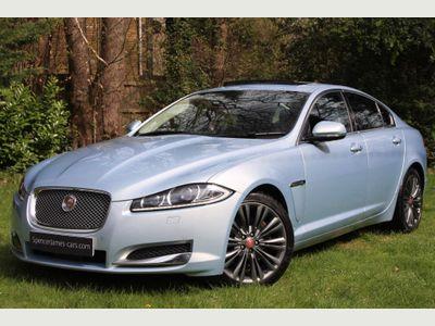 Jaguar XF Saloon 3.0 TD V6 Portfolio (s/s) 4dr