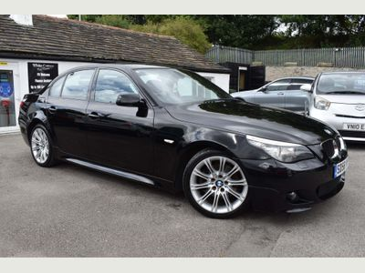 BMW 5 Series Saloon 2.5 523i M Sport 4dr
