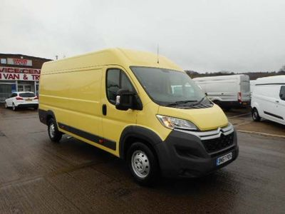 Citroen Relay Panel Van 2.0 BlueHDi 35 L4 H2 EU6 5dr (Heavy)