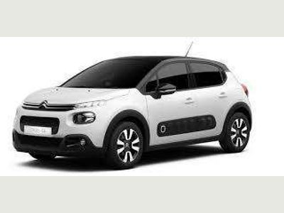 Citroen C3 Hatchback 1.2 PureTech Flair (s/s) 5dr