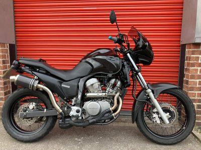 Honda XL700VA Transalp Adventure 700 Transalp