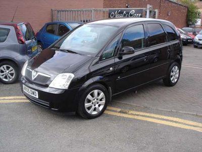 Vauxhall Meriva MPV 1.7 CDTi 16v Breeze 5dr
