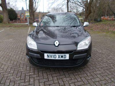 Renault Megane Hatchback 1.6 VVT I-Music 5dr