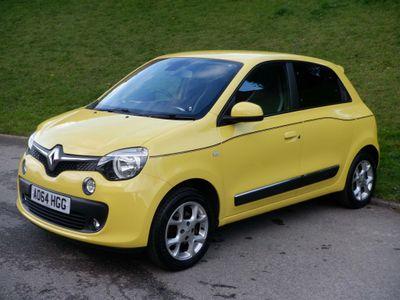 Renault Twingo Hatchback 1.0 SCe Dynamique (s/s) 5dr