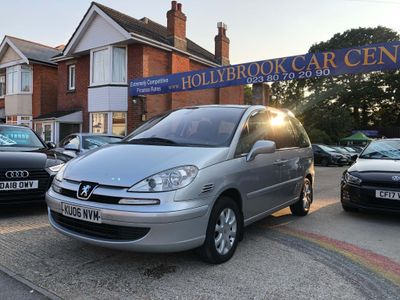 Peugeot 807 MPV 2.2 Executive 5dr