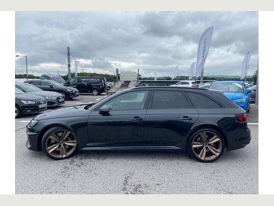 Audi RS4 Avant Estate 2.9 TFSI V6 Bronze Edition Avant Tiptronic quattro (s/s) 5dr