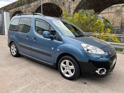 Peugeot Partner Tepee MPV 1.6 HDi Tepee Outdoor 5dr