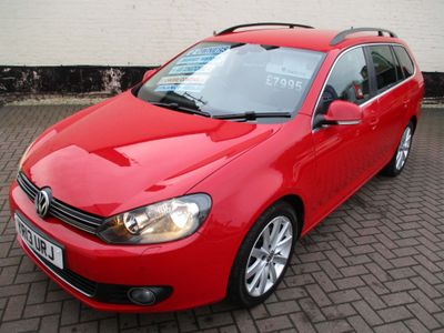 Volkswagen Golf Estate 2.0 TDI Sportline 5dr
