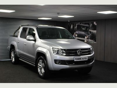 Volkswagen Amarok Pickup 2.0 BiTDI BlueMotion Tech Highline Per Pickup 4MOTION 4dr (3.17t)