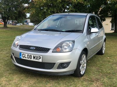 FORD FIESTA Hatchback 1.25 Zetec Blue Edition 3dr