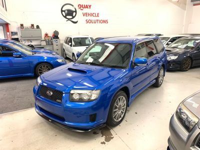 Subaru Forester SUV JDM SG5 2.0L TURBO AUTO S LTD EDITION