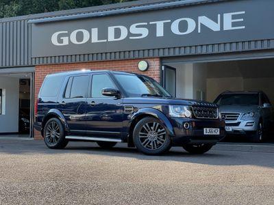 Land Rover Discovery 4 SUV 3.0 SD V6 Graphite Auto 4WD (s/s) 5dr