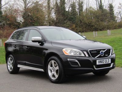Volvo XC60 SUV 2.4 D5 R-Design SE (Premium Pack) Geartronic AWD 5dr