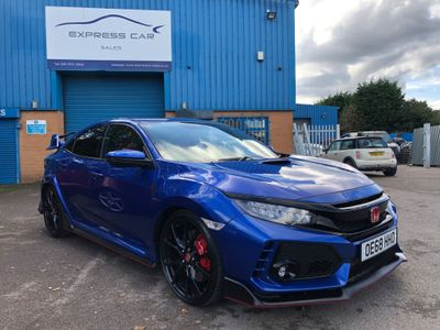 Honda Civic Hatchback 2.0 VTEC Turbo Type R GT (s/s) 5dr