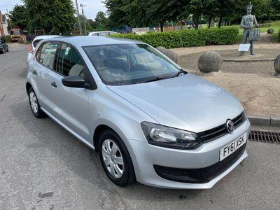 Volkswagen Polo Hatchback 1.2 S 5dr (A/C)